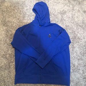 Men's polo Ralph Lauren full zip bear hoodie